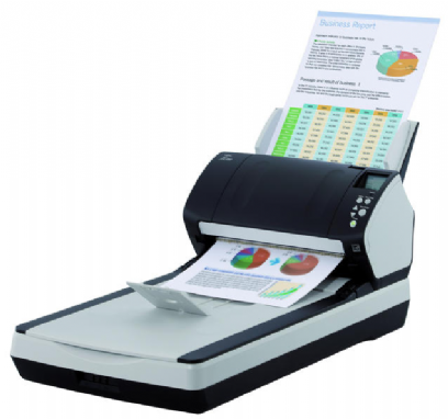 Fujitsu fi-7280 Document Scanner | Free Delivery | https://www.bmisolutions.co.uk